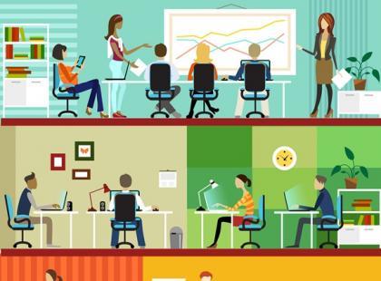 Na jakie kontuzje są narażeni pracownicy biurowi?