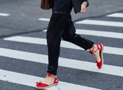 Na nadmorski deptak i lato w mieście! Espadryle to najbardziej stylowe buty sezonu