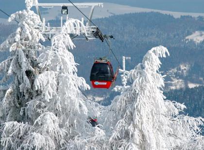 Na narty najlepiej do Krynicy