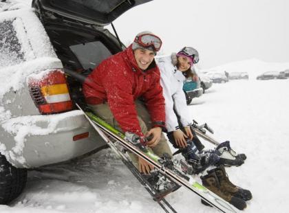 Na narty samochodem