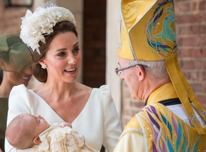 Na przyjęciu podano tort sprzed 7 lat! Poznaj ciekawostki o chrzcie księcia Louisa