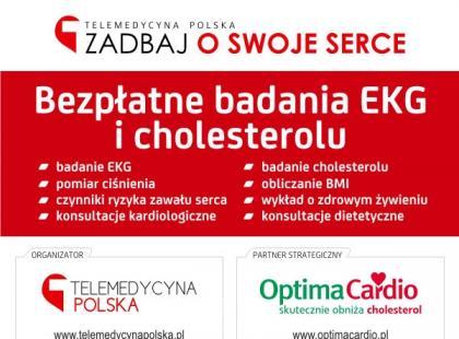 """Na Śląsku rusza 37. edycja projektu """"Zadbaj o swoje serce!"""""""