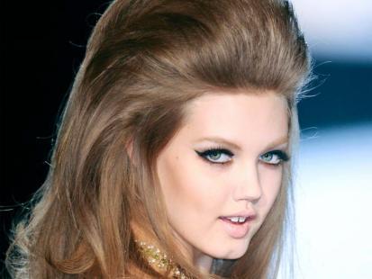 Na topie - Jeszcze więcej włosów!