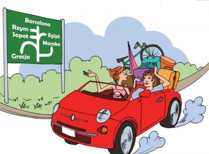 Na wakacje samochodem po Europie