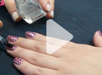 Nadaj paznokciom nowy wygląd - błyskawicznie! [video]