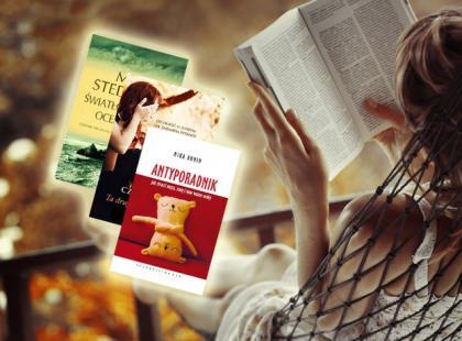 Nadrób zaległości! 10 książek na wyjazd