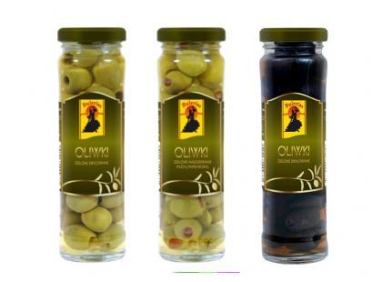 Nadziane oliwki nazywają się Bulerias