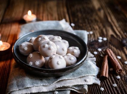 Nadziewane pierniki jak ze sklepu! Przygotuj na święta z czekoladą i powidłami śliwkowymi!