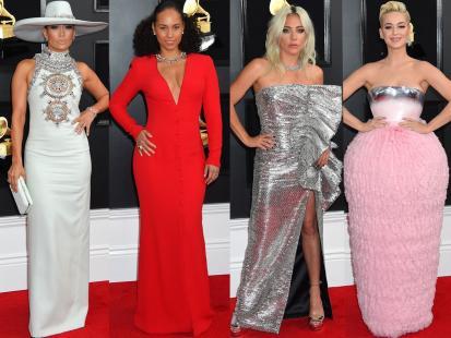 Nagrody Grammy 2019 rozdane! Zobacz kreacje gwiazd z czerwonego dywanu