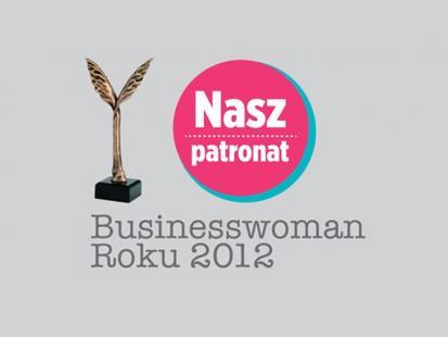"""Nagrody w plebiscycie """"Businesswoman 2012"""" rozdane!"""