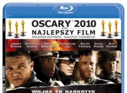 Nagrodzony Oscarem THE HURT LOCKER już na Blue-Ray!!!