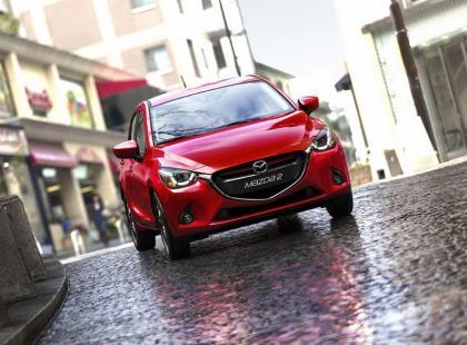 Najbardziej kobiecy samochód: Mazda 2