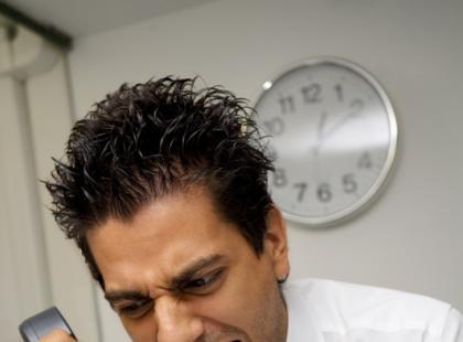 Pracownicy biurowi są bardziej podatni na stres