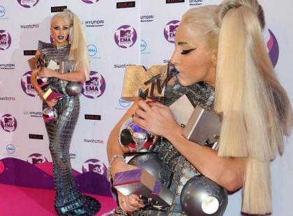 Najbardziej zwariowane stylizacje na MTV Europe Music Awards