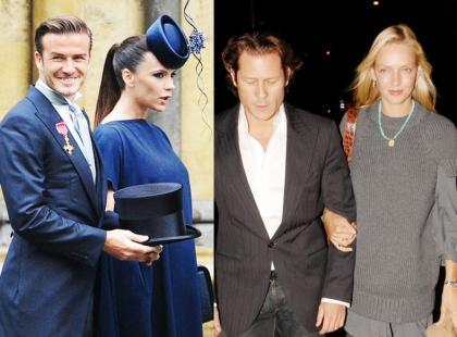 Najbogatsze pary na Wyspach Brytyjskich