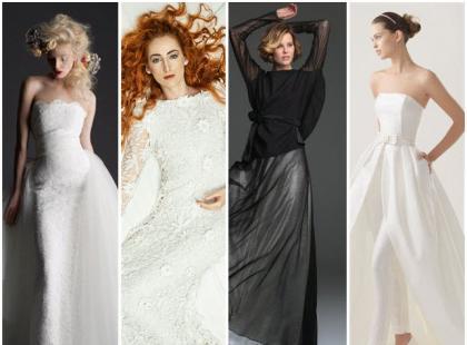 Najciekawsze suknie ślubne 2014 - nasze hity