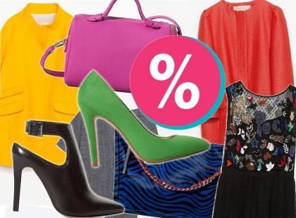 Najciekawsze ubrania i dodatki z Zary w obniżonych cenach