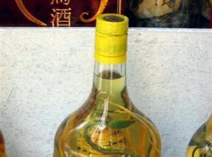 Najdziwniejsze alkohole świata
