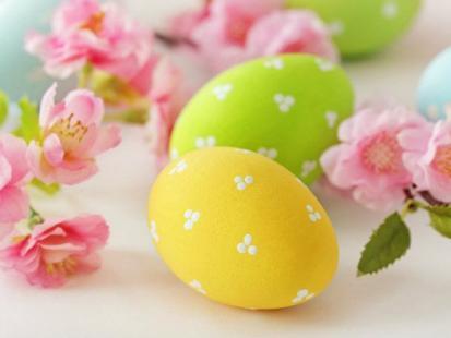 Najładniejsze dekoracje stołu na Wielkanoc