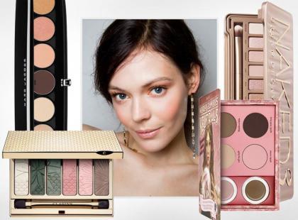 Najładniejsze palety do makijażu na wiosnę