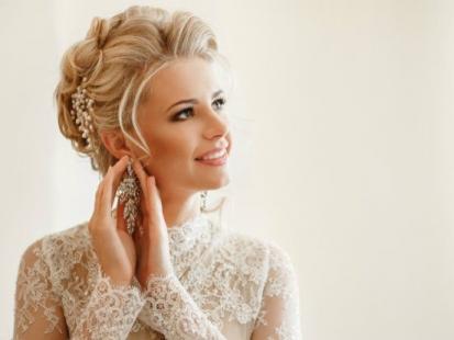 Najładniejsze rozkloszowane suknie ślubne 2016