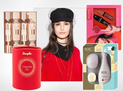 Najładniejsze zestawy kosmetyków na Święta 2017