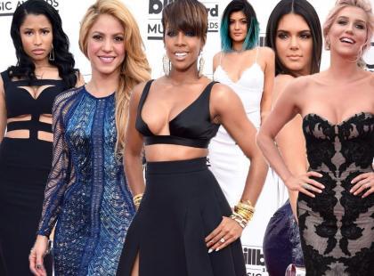 Najlepiej i najgorzej ubrane gwiazdy na Billboard Music Awards 2014