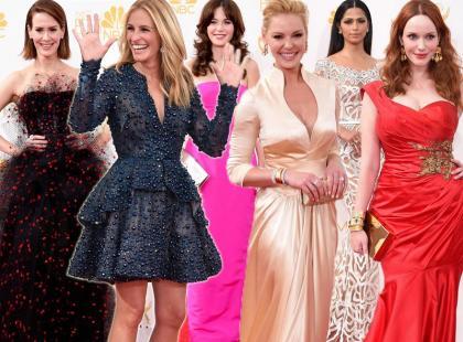 Najlepiej ubrane gwiazdy podczas rozdania 66. Emmy Awards
