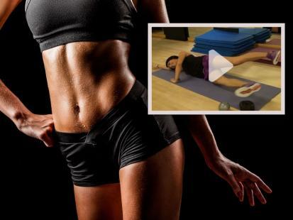Najlepsze ćwiczenia na mięśnie skośne brzucha [video]