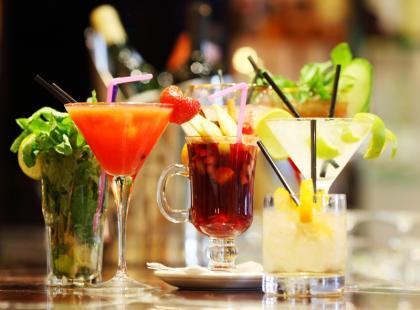 Najlepsze drinki na karnawał