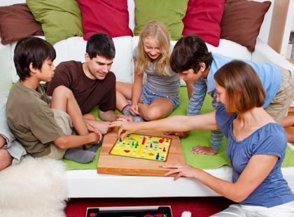 Najlepsze gry planszowe dla rodziny