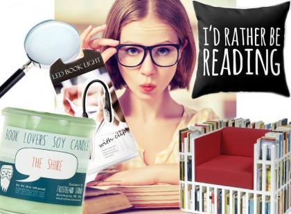 Najlepsze i najciekawsze pomysły na prezent dla miłośnika książek