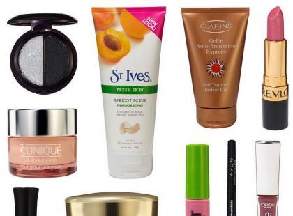 Najlepsze kosmetyki 2010