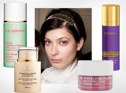 Najlepsze kosmetyki minimalizujące widoczność porów