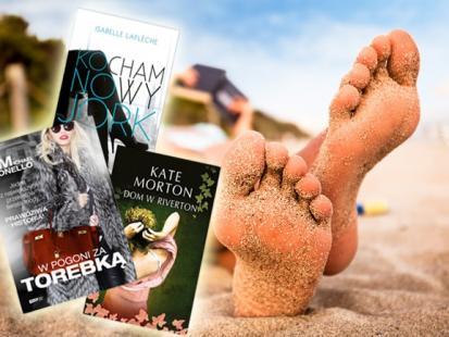 Najlepsze książki na urlop! 7 kobiecych propozycji