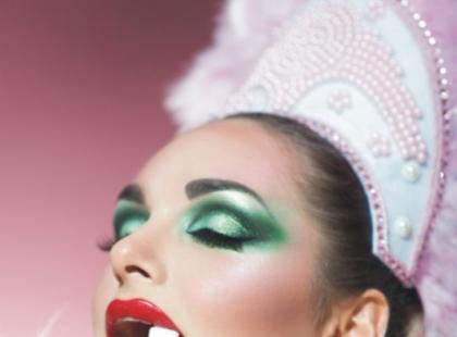 Najlepsze makijaże - Mistrzostwa Polski Wizażystów 2013