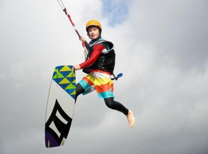 Najlepsze miejsca do uprawiania kitesurfingu za granicą