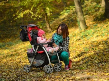 Najlepsze miejsce na spacer z dzieckiem? Rodzice to wiedzą
