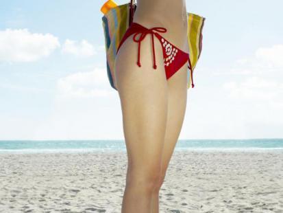 Najlepsze nogi pod słońcem