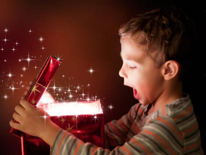 Najlepsze prezenty dla dziecka na gwiazdkę!