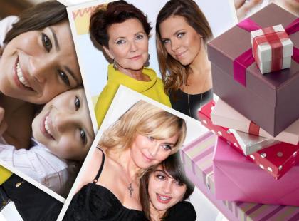 Najlepsze prezenty na Dzień Matki