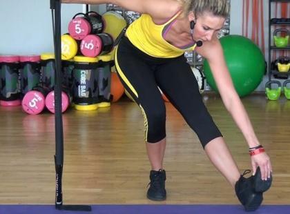 Najlepsze propozycje ćwiczeń rozciągających z gymstick