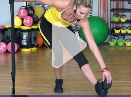 Najlepsze propozycje ćwiczeń rozciągających z gymstick [video]