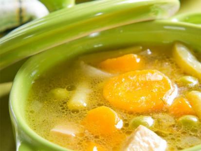 Najlepsze przepisy na zupy