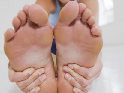 Najlepszy sposób na pękające pięty