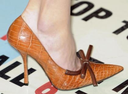 Najmodniejsze buty sezonu 2010/2011: szpiczaste szpilki