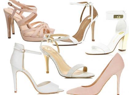 Najmodniejsze buty ślubne 2013