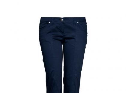 Najmodniejsze długości spodni na sezon wiosna lato 2012