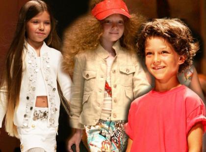Najmodniejsze fryzury dla dzieci
