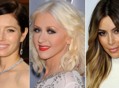 Najmodniejsze kolory włosów - trendy wiosna-lato 2014